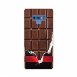 Coque Samsung Galaxy Note 9 Trompe oeil