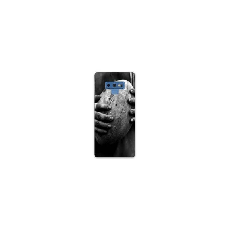 Coque Samsung Galaxy Note 9 Rugby
