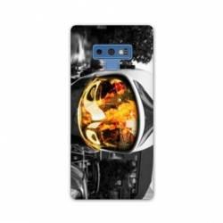 Coque Samsung Galaxy Note 9 pompier police