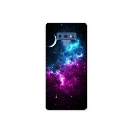 Coque Samsung Galaxy Note 9 Espace Univers Galaxie
