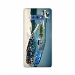 Coque Samsung Galaxy Note 9 Mer