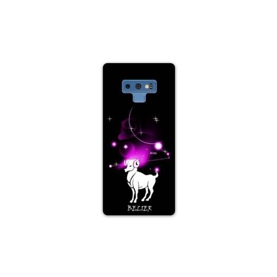 Coque Samsung Galaxy Note 9 signe zodiaque
