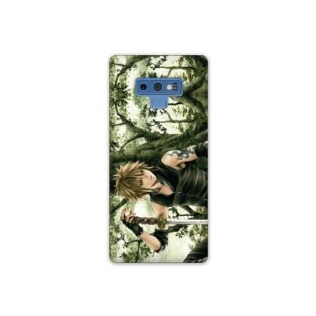 Coque Samsung Galaxy Note 9 Manga - divers