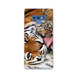 Coque Samsung Galaxy Note 9 felins