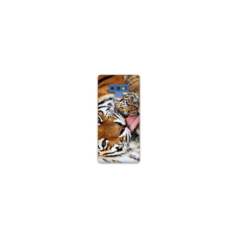 Coque Samsung Galaxy Note 9 felins