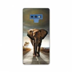 Coque Samsung Galaxy Note 9 savane