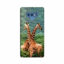 Coque Samsung Galaxy Note 9 savane