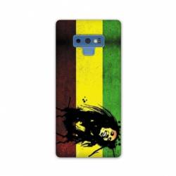 Coque Samsung Galaxy Note 9 Bob Marley