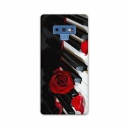 Coque Samsung Galaxy Note 9 Musique