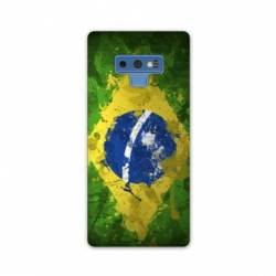 Coque Samsung Galaxy Note 9 Bresil
