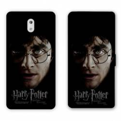 Housse cuir portefeuille Nokia 2.1 (2018) WB License harry potter A