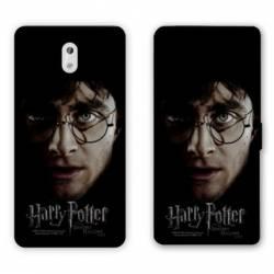 Housse cuir portefeuille Nokia 2.1 (2018) WB License harry potter A