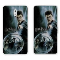 Housse cuir portefeuille Nokia 2.1 (2018) WB License harry potter C