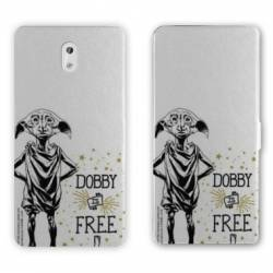 Housse cuir portefeuille Nokia 2.1 (2018) WB License harry potter dobby