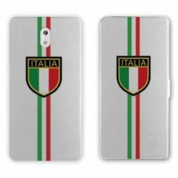 Housse cuir portefeuille Nokia 3.1 (2018) Italie