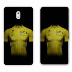Housse cuir portefeuille Nokia 3.1 (2018) Cyclisme