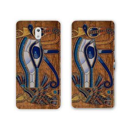 Housse cuir portefeuille Nokia 3.1 (2018) Egypte