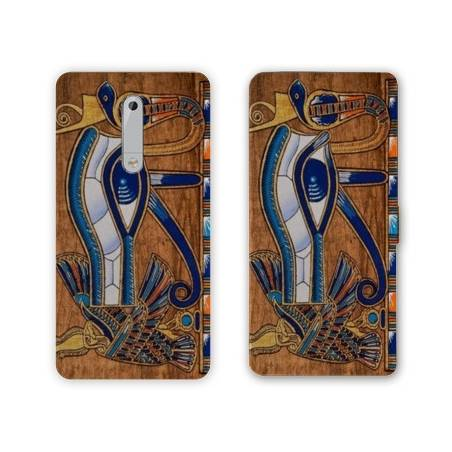 Housse cuir portefeuille Nokia 5.1 (2018) Egypte