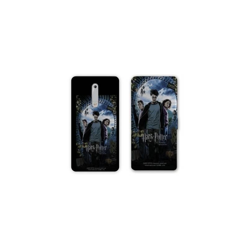 Housse cuir portefeuille Nokia 5.1 (2018) WB License harry potter D