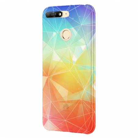 Coque transparente Huawei Y6 (2018) / Honor 7A Origami