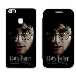 RV Housse cuir portefeuille Huawei Y6 (2018) / Honor 7A WB License harry potter A