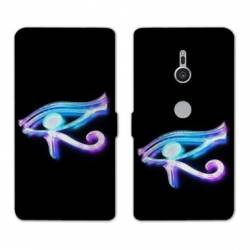Housse cuir portefeuille Sony Xperia XZ3 Egypte