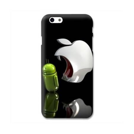 Coque Wiko Sunny3 / Sunny 3 apple vs android