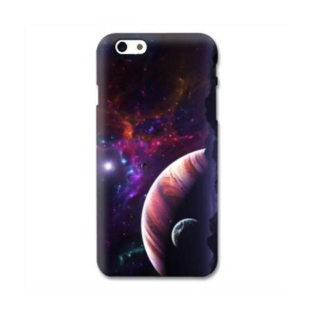 Coque Wiko Sunny3 / Sunny 3 Espace Univers Galaxie