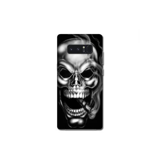 Coque pour Samsung Galaxy S10 tete de mort