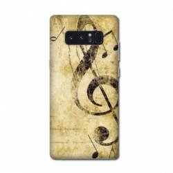 Coque Samsung Galaxy S10 Musique