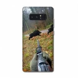 Coque Samsung Galaxy S10 chasse peche
