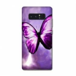 Coque Samsung Galaxy S10 papillons