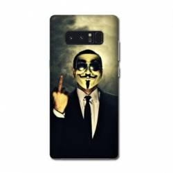 Coque Samsung Galaxy S10 Anonymous