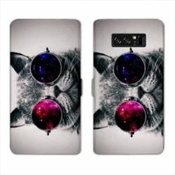 RV Housse cuir portefeuille Samsung Galaxy S10 animaux 2