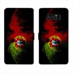 RV Housse cuir portefeuille Samsung Galaxy S10 Portugal