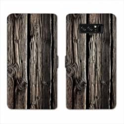 RV Housse cuir portefeuille Samsung Galaxy S10 Texture