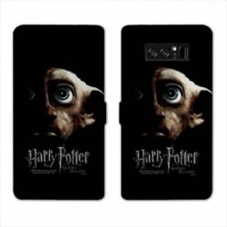 RV Housse cuir portefeuille Samsung Galaxy S10 WB License harry potter A