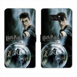 RV Housse cuir portefeuille Samsung Galaxy S10 WB License harry potter C