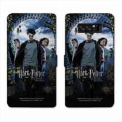 RV Housse cuir portefeuille Samsung Galaxy S10 WB License harry potter D