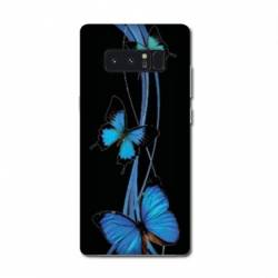 Coque Samsung Galaxy S10 PLUS papillons