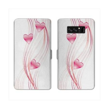 RV Housse cuir portefeuille Samsung Galaxy S10 PLUS amour