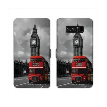 RV Housse cuir portefeuille Samsung Galaxy S10 PLUS Angleterre
