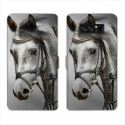 RV Housse cuir portefeuille Samsung Galaxy S10 PLUS animaux