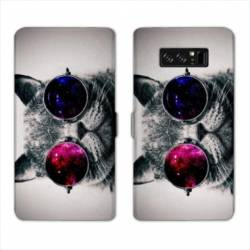 RV Housse cuir portefeuille Samsung Galaxy S10 PLUS animaux 2