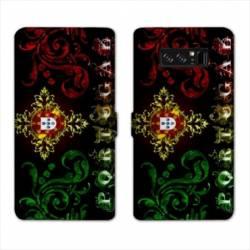 RV Housse cuir portefeuille Samsung Galaxy S10 PLUS Portugal