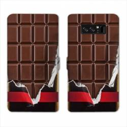 RV Housse cuir portefeuille Samsung Galaxy S10 PLUS Trompe oeil