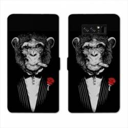 RV Housse cuir portefeuille Samsung Galaxy S10 PLUS Decale