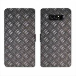 RV Housse cuir portefeuille Samsung Galaxy S10 PLUS Texture