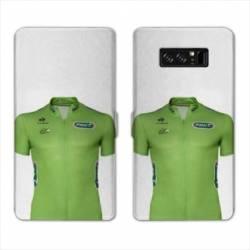 RV Housse cuir portefeuille Samsung Galaxy S10 PLUS Cyclisme