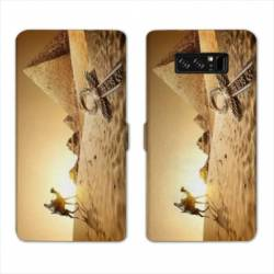 RV Housse cuir portefeuille Samsung Galaxy S10 PLUS Egypte